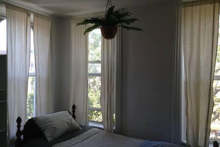 Huge bedroom on Ridgewood/Bushwick border - Lakás