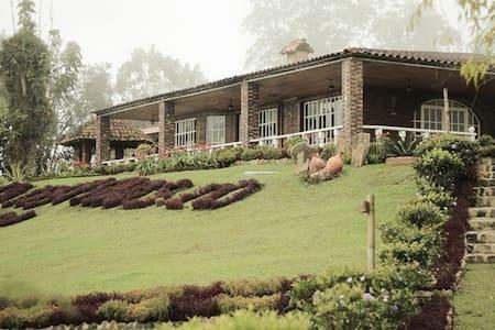 Hacienda los Pinos, un paraíso! - Santa Ines - Kulübe
