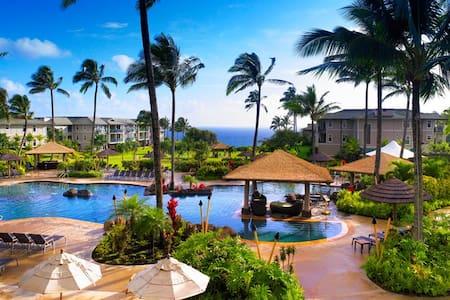 Westin Princeville Ocean Resort Studio - Princeville - Villa