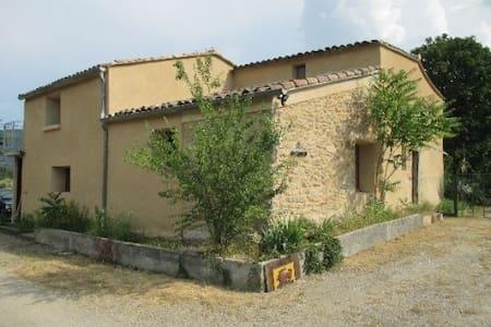 le gîte «les troiz'N» cadre agréable et champêtre - Veyras - Rumah
