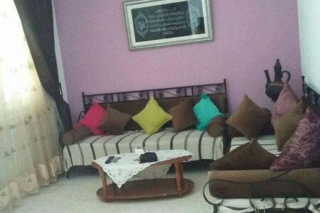 Appartement avec jardin - Ariana
