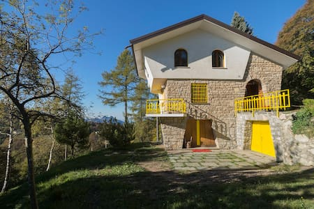 Villa Amarita un balcone su Lecco - Villa