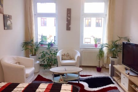 Nice apartment for 2: close2center, clean & bright - Lakás