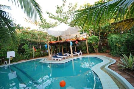Casa Renata Cottage @ Casa 3 Amigos - Bungalow
