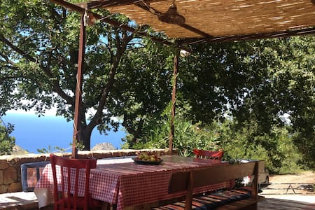 Country house beautiful view of Cefalù - Villa