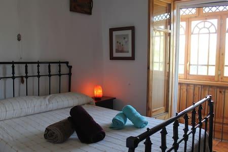 Hab Privada. cama 135cm - Cortijo de La Tiana - Huis