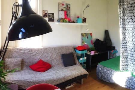 Studio lumineux et agréable - Apartemen