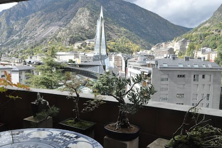 Comfortable room in the center - Escaldes-Engordany - Apartment