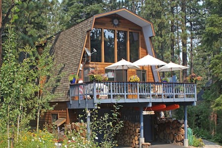 Escape in the tall trees... - Incline Village