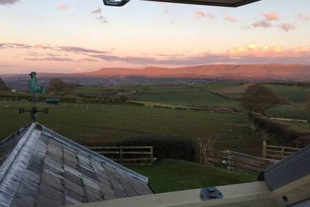 Ty-Vern - Brecon Beacons Holiday Cottage, Room 3 - Huis