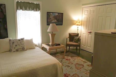 Bedroom, Bath, Large Family Room - Blacksburg