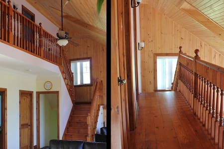 Lake Chalet in  Mont Tremblant area - Chalet