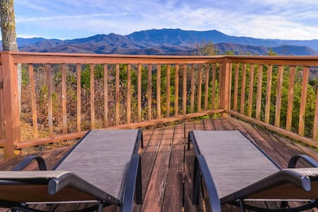Shared cabin for 2, great mountain view,2 nights - 盖林柏格(Gatlinburg)