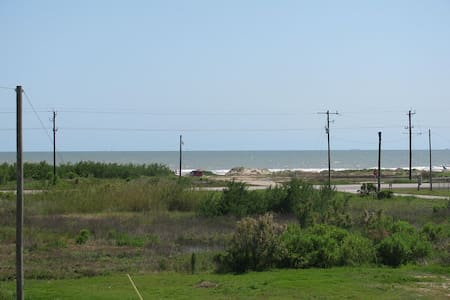 Commander's Retreat - Bolivar Peninsula - Casa