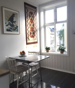 Charming home in Grünerløkka - Appartamento