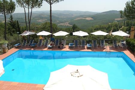 Campagna Toscana - Appartamento