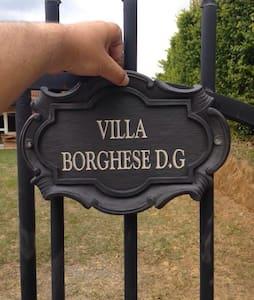 """Villa Borghese """"collina del cafe"""" - Villa"""