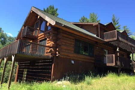 BWCA Nels Lake Lodge 2100 sq ft 3+2 - Ely