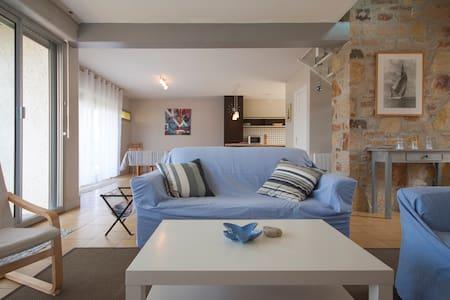 Maison de vacances à 300 m de la plage - Casa