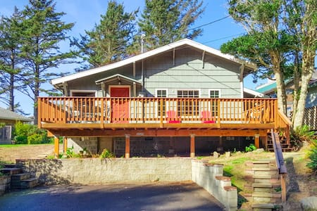 Cozy cabin near the beach! - Tillamook - Haus