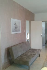 grand f2 6 PERS avec tout confort et coquet - Apartment