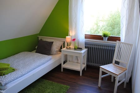Nice single-room close to the city - Detmold - Daire