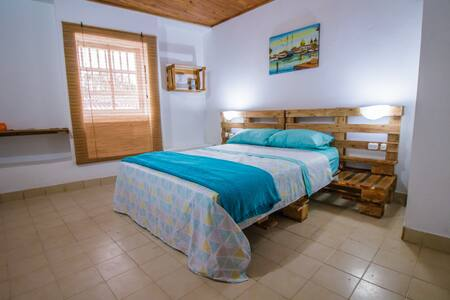 Comfortable authentic Getsemani House - Rumah