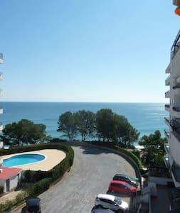 Gemütliches Apartment am Meer - Appartement