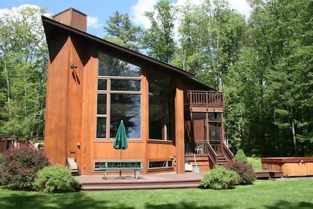 Eldred Catskills Lake House - Haus