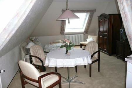 Apartment Ellen Lenz - Husum/Schobüll - Apartamento