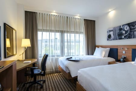 Hampton by Hilton hotel amsterdam - Appartement