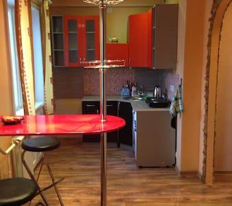Уютная однокомнатная квартира - Lejlighed