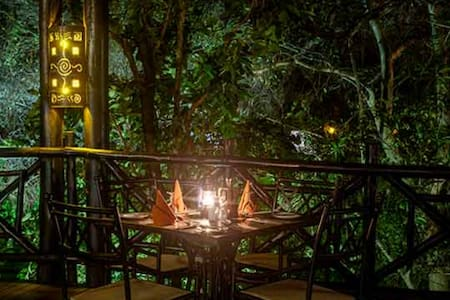 Luxury chalet Kruger National Park - Hazyview - Chalet
