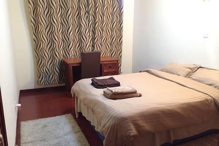 Ensuite Private Room - Lägenhet