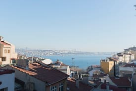 Picture of Room with sea view balcony, Taksim!