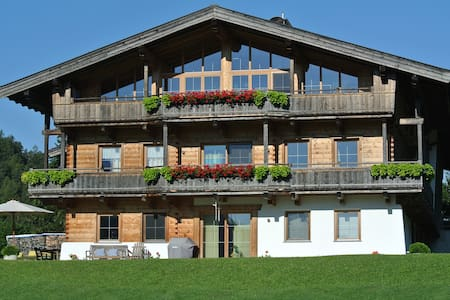Appartement Seespitz - Lakás