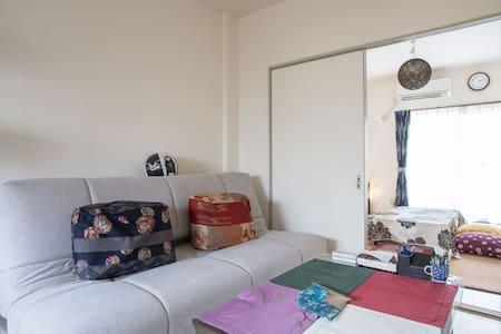 Osaka・Umeda・Namba・Kyoto・Nara JR easy access! #102 - Apartment