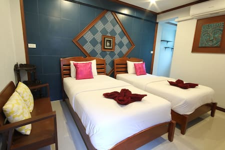 Superior room with twin bed, TR Guesthouse - Guesthouse