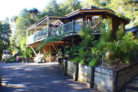 Manuka view Lodge - Haus