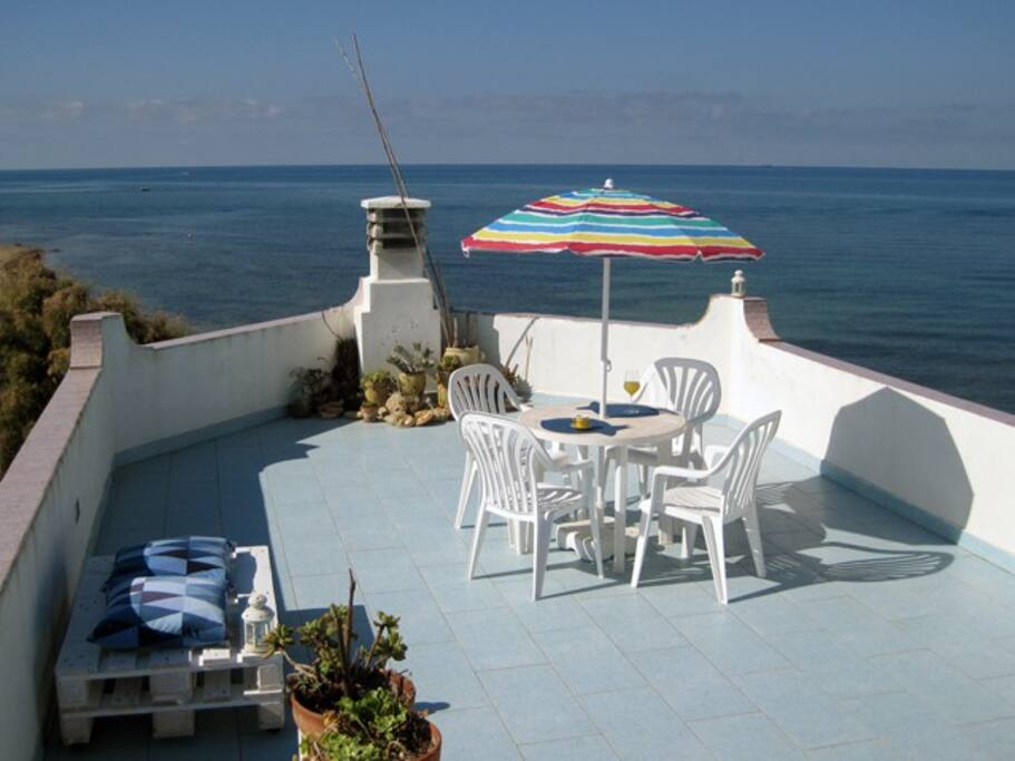 """Villa le Tamerici"", getaway on the beach!"