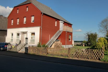 Beautifull Appartement in the Eifel ( Udenbreth ) - Wohnung