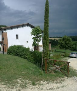 Country house FIOGENE in Tuscia - Wohnung