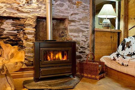 Chalet Pele, central Chamonix (ensuite twin room) - Chamonix-Mont-Blanc - Bed & Breakfast