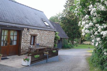 Very pleasant house , La Fontenelle - House