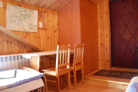 Przytulny pokój na poddaszu - Nadrybie-Wieś - House