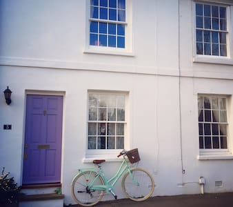 Cosy cottage in town centre - Tonbridge - Inap sarapan