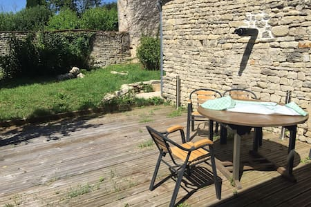 Charming house in Burgundy - Apartemen