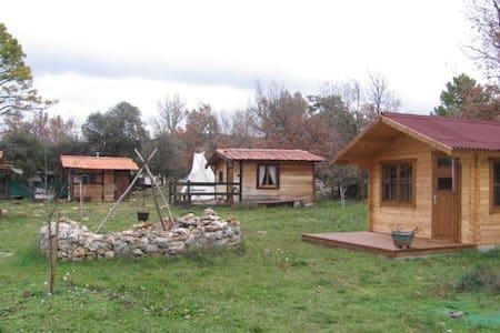les cabanes de riquier 1 - Cabin