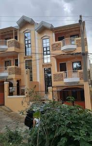 Newly built 3 storey duplex house @ Montebello Rd. - Baguio City - Ev