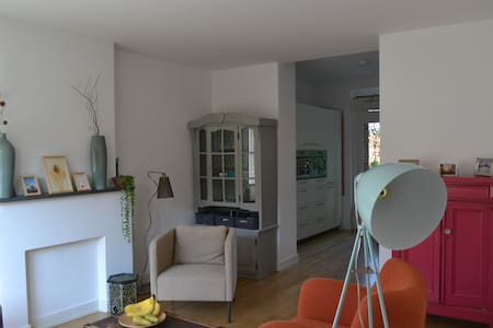 Lovely and modern apartment in Amsterdam East - Amsterdam - Apartment